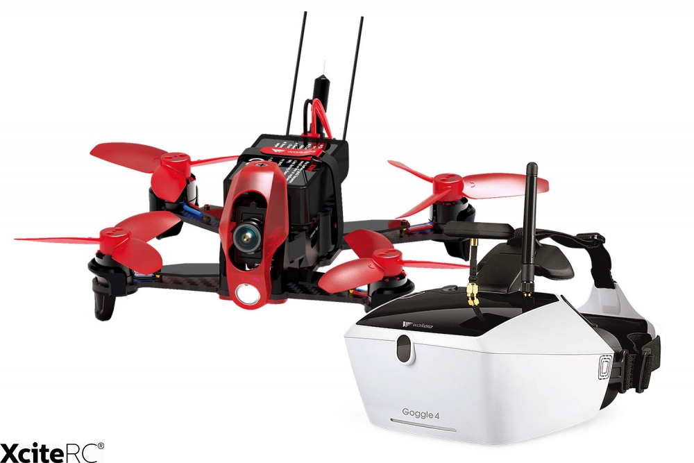 walkera fpv racing quadrocopter rodeo 110 rtf mikanews. Black Bedroom Furniture Sets. Home Design Ideas